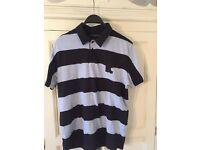 French Connection Polo Shirt Size Large