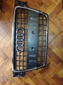 Audi A4 2008-2012 Front Grill