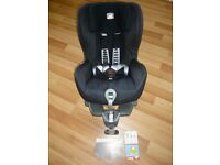 CAR SEAT - BRITAX ROMER SAFEFIX PLUS, ISOFIX in BLACK THUNDER - LIKE NEW!..,