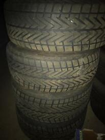 Bmw oem x5 winter wheels and tyres