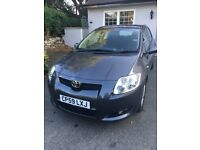 Toyota Auris 59 plate low mileage