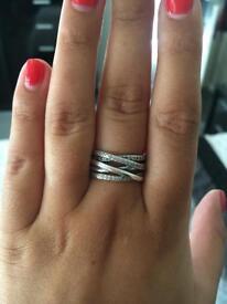 **Genuine Pandora ring size 58**