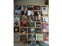95 CD's Mixture of Pops, Easy Listening and Classical (Collect Only)