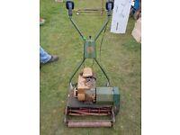 Webb cylinder mower spares/repairs