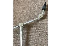 Mapex Boom Cymbal Arm for rack mount.