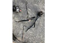 BMW E30 Steering Rack, Pump and Pipes