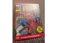 Spiderman Animated complete collection 1994