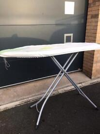 Brabantia ironing board for regular and steam irons