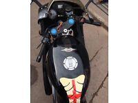 Aprillia rs 125cc