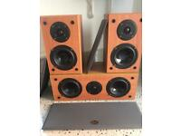 Quality Gale Audio speakers