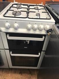 Zanussi 50cm full gas cooker