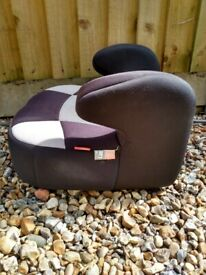 Booster car seat for a child