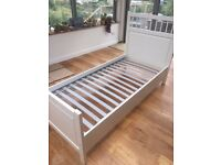 Single Bed - IKEA - bed frame, base and mattress
