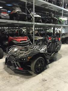2016 Polaris SLINGSHOT WRAP UNIQUE