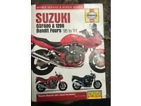 Wanted Suzuki Bandits any condition