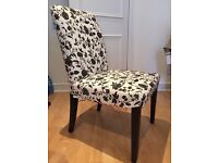 6 Dining Chairs - £30 each of £150 all - Earl's Court