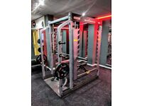 COMMERCIAL GYM EQUIPMENT FOR SALE! EXCELLENT CONDITION! JOB LOT SALE £11,500.00 BUYER TO COLLECT.