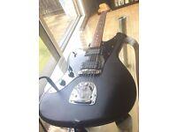 Left Handed Fender Jaguar