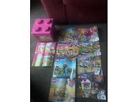 Lego Friends x9 sets