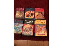 Harry books books