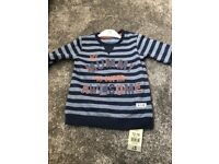 Baby jumper new with tags
