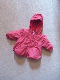 baby's coat Next - 3-6 months