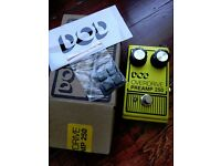 DOD 250 Overdrive / Preamp 2013 Reissue