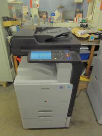 Samsung Multi Xpress C9201 A3 A4 colour & mono photocopier printer scanner