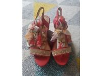 New womens shoes, size5,6