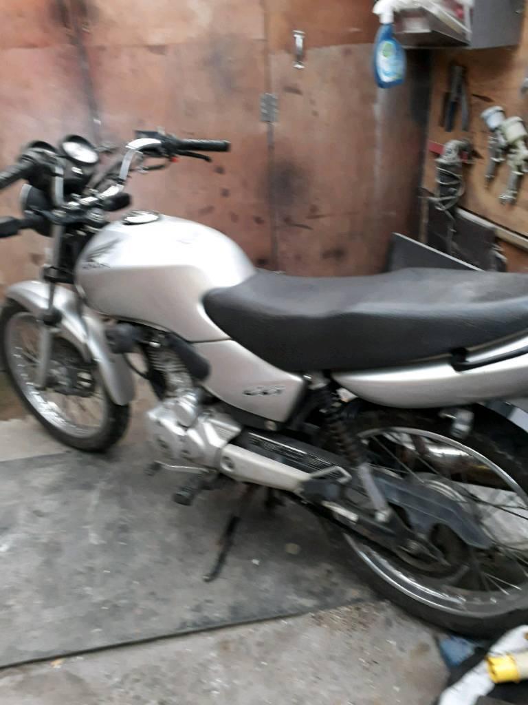 Honda cg 125 2008