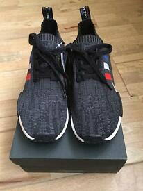 Adidas NMD R1 Tricolour PK uk size 9