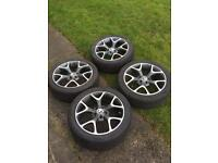 VXR alloy wheels 17inch