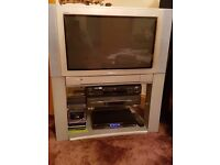 FREE Panasonic Television and video