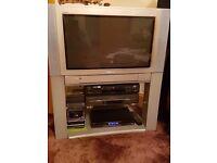 FREE Panasonic Television and video