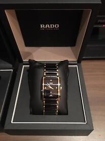 Rado integral men's diamond watch