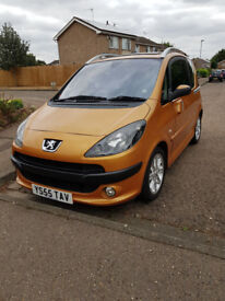 Peugeot 1007 1.4 HDi Sport 3dr