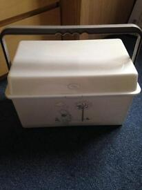 Excellent condition babies toiletries box Winnie the pooh