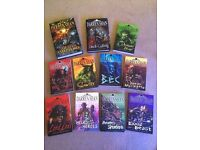 The Darren Shan (Number One Master Of Horror) Book Collection