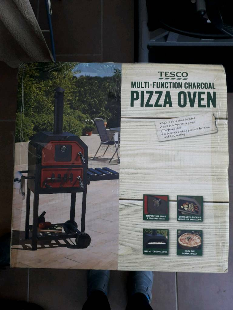 Bbqpizza Oven By Tesco In Market Harborough Leicestershire Gumtree
