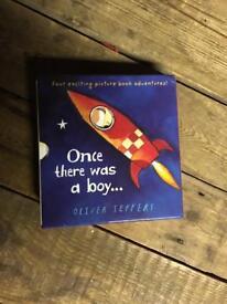 Used Oliver Jeffers 4 x Hardback Books