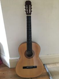 Ramon guitar with soft case