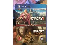 Far Cry 4/Primal Double Pack