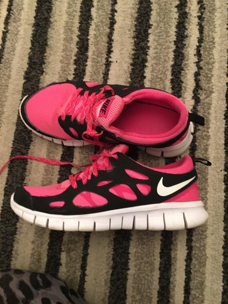 7c549ed4d3b8 Nike free run 2 ladies trainers