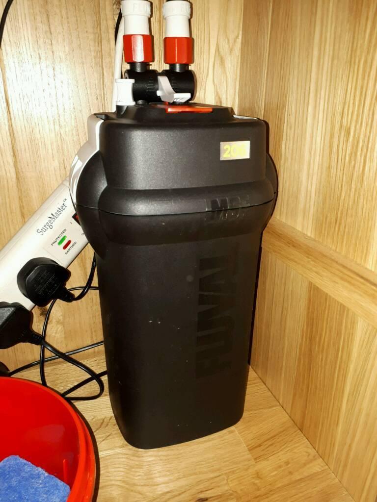 Fluval 206 external filters