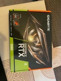 GIGABYTE - GeForce RTX 2060 6 GB OC V2 Graphics Card