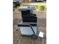 Garden Shredder for sale. Make- McAllister,