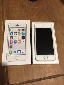 IPhone 5s 16gb on O2