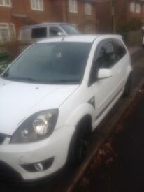Ford Fiesta ST full leathers