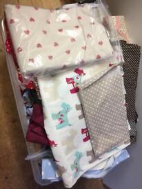 All sorted fabrics