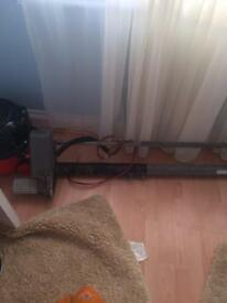 Twin power moter mover